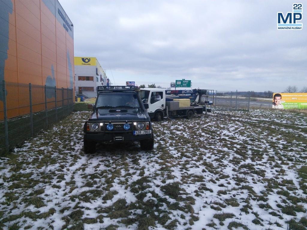 Nissan Patrol + DT24