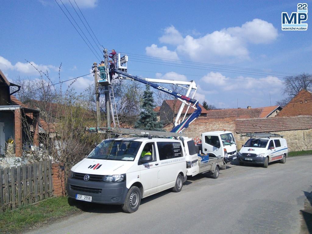 DT24 Z-220 elektroinstalace